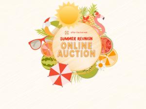 Summer Reunion Online Auction @ Online | North Kansas City | Missouri | United States