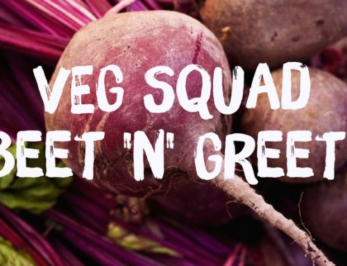 "Spring brings ""a shift in the air""…and VEG Squad gathering May 10"