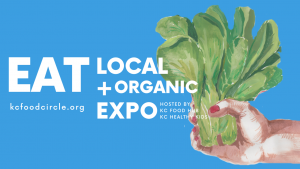 Eat Local & Organic Expo @ Johnson County Community College Field House | Overland Park | Kansas | United States