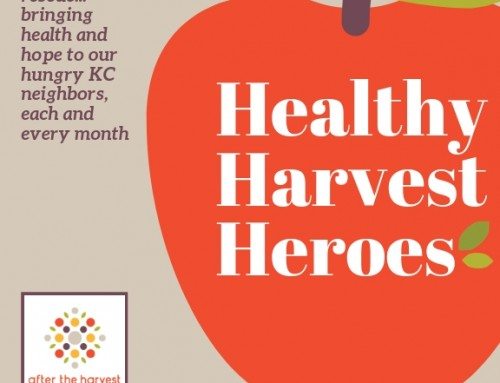Hope & healthy food on the table each month