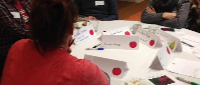 "Karin Page at ""Food Matters Forum"""