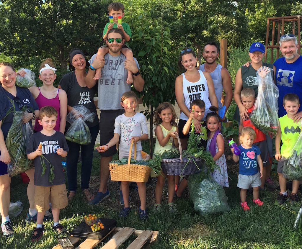 Family gleaners