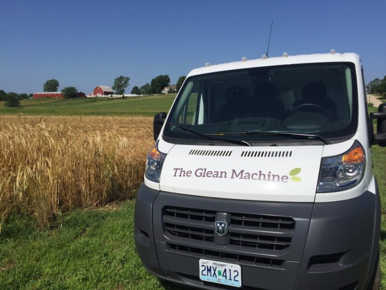 Glean Machine Truck