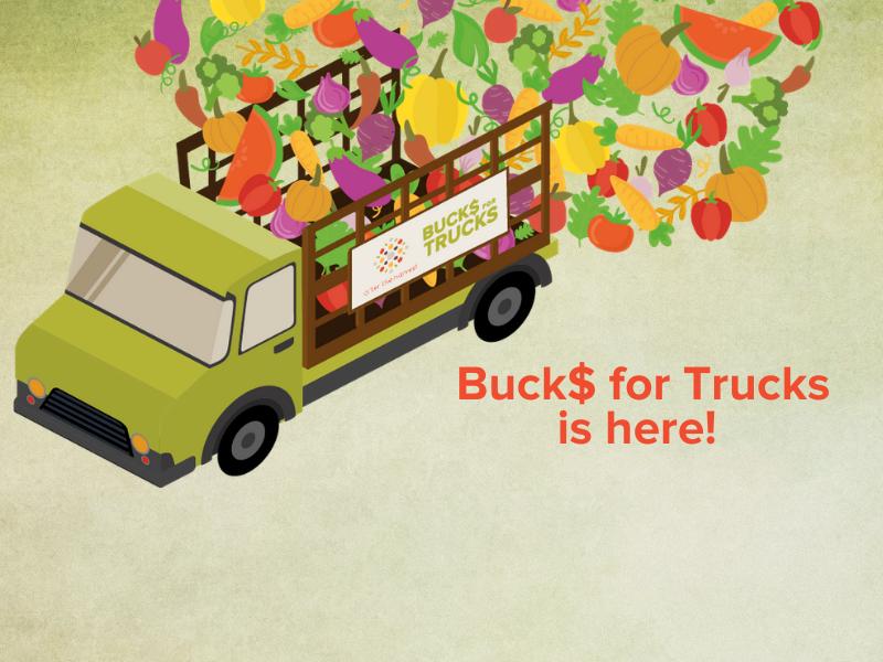Buck$ for Trucks website