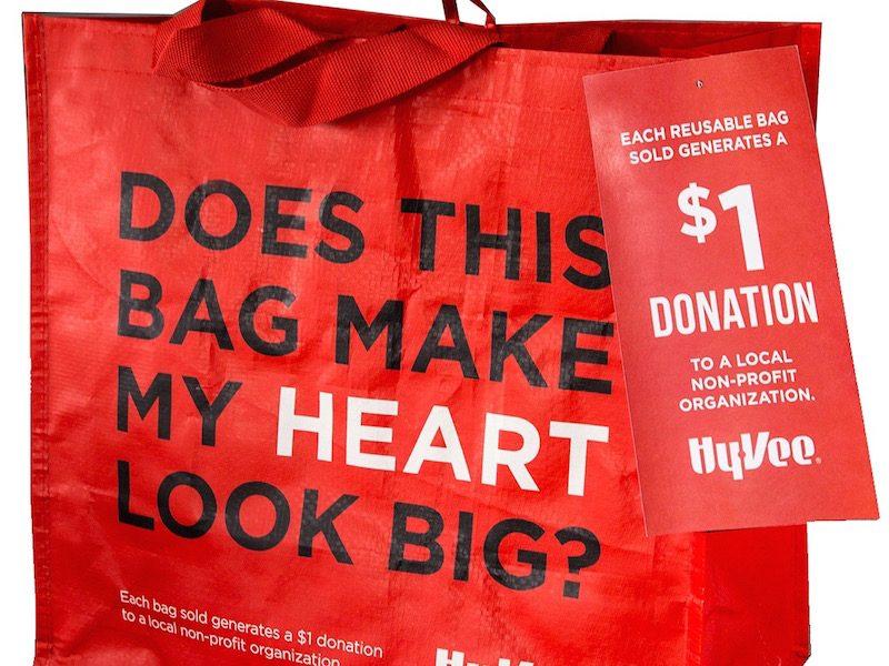 HyVee bag