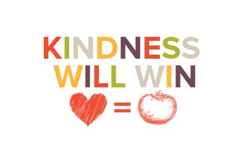 kindness will win